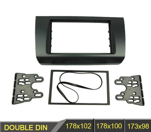 Double Din Radio Fascia for Suzuki Swift 2004-2009