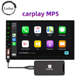 Double Din Mp5 carplay Stereo