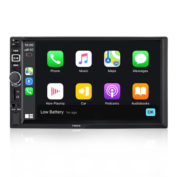 apple carplay stereo from lasbuy