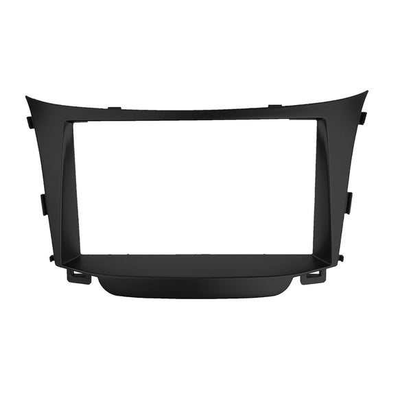 Double Din Radio Fascia for Hyundai i-30 2012+