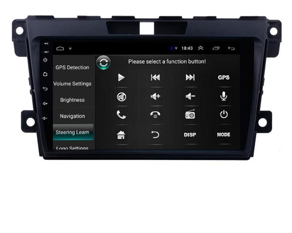 Android Multimedia Head-unit for Mazda CX7