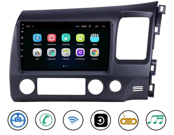 Android Stereo for Honda Civic 2006 -  2011