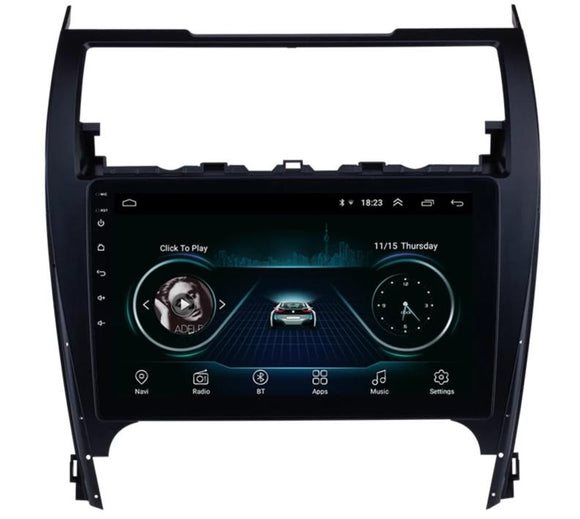 Toyota camry 2011-2017 android stereo