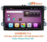 VW Jetta Golf Android Stereo|Lasbuy