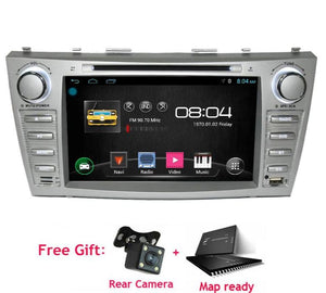Toyota Camry GPS Navigation Android Headunit 2007-2011