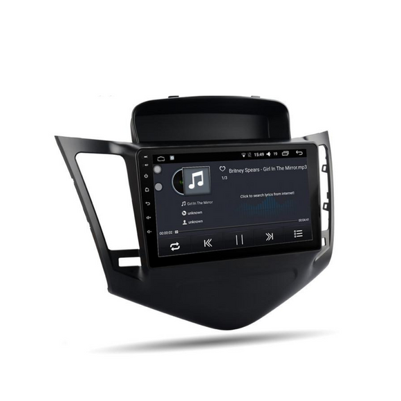 Android Multimedia Player For Holden Cruze with navigation