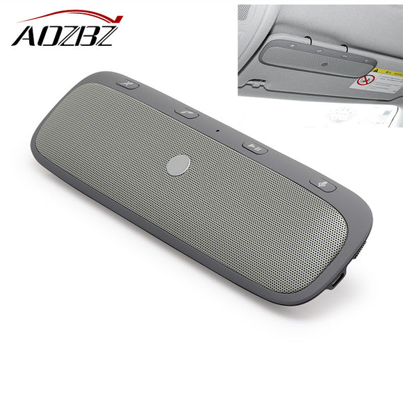Wireless Car Bluetooth Speakerphone Car Kit Sunvisor - LASBUY