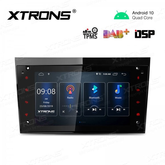 Holden Captiva Android head-unit