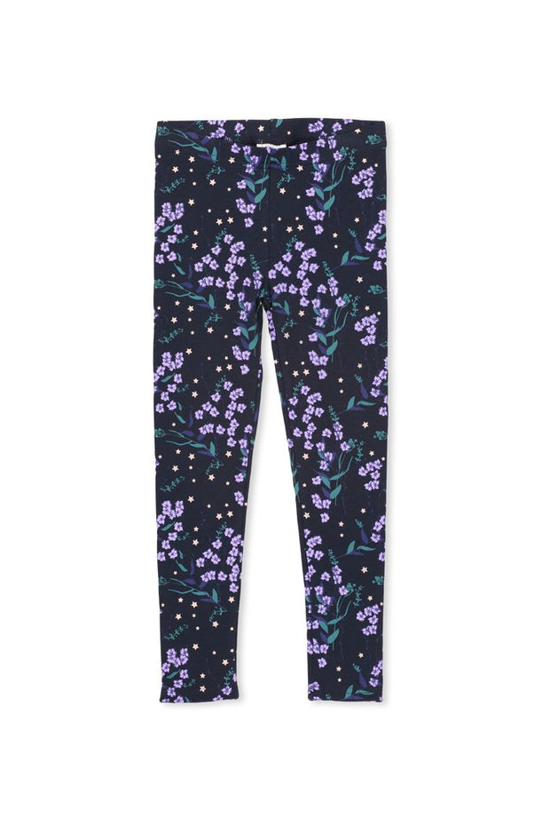 Winter Floral Legging
