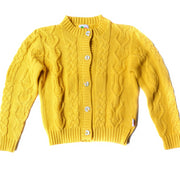 Willow Cardigan - Mustard