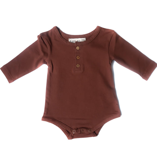 Baby Grow - Friar Brown