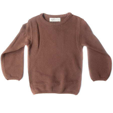 Kieron Jumper - Friar Brown