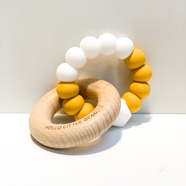 Mustard Classic Teether