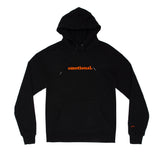 c&s black emotional. hoodie