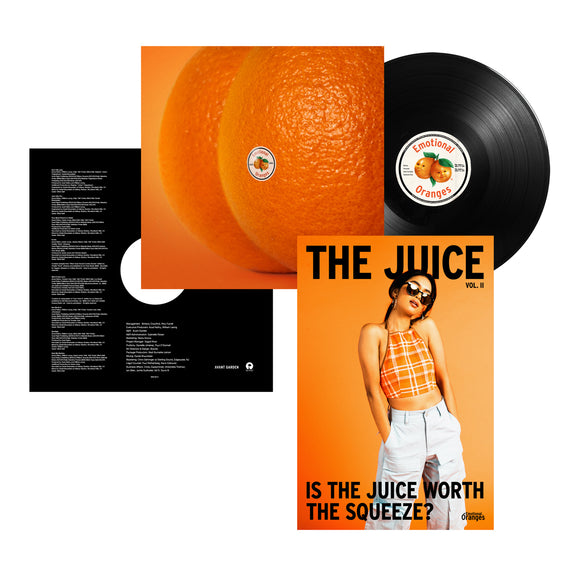 the juice vol. 2 vinyl