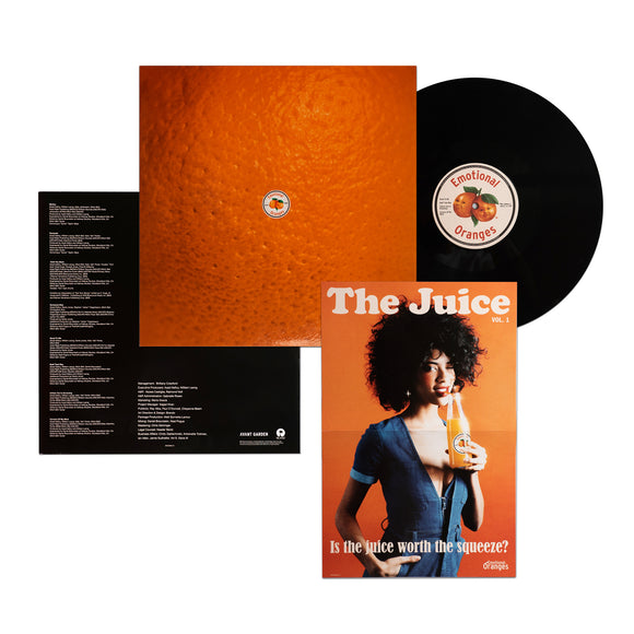 the juice vol. 1 vinyl