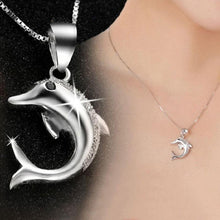 Load image into Gallery viewer, High Quality Fashion Dolphin Pendant
