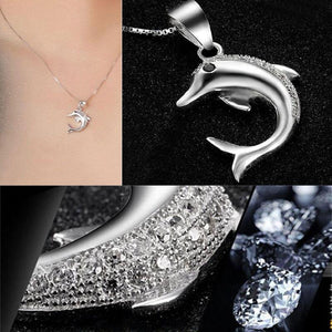 High Quality Fashion Dolphin Pendant