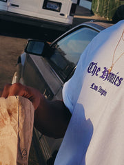 The Homies [OG Logo] Embroidered T-shirt