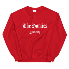 The Homies [Your City] Crewneck