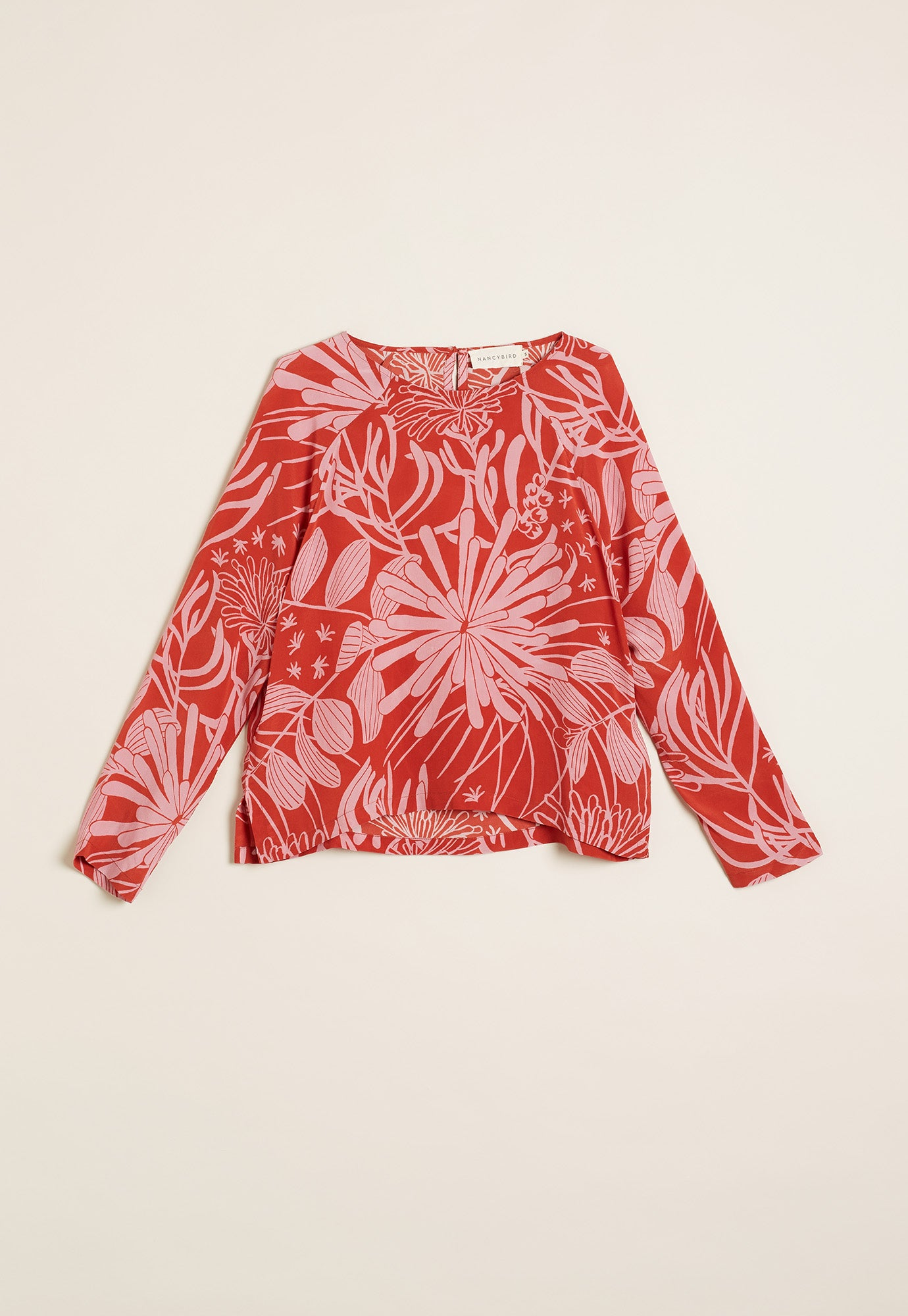 Nancybird Spinifex raglan top - Spinifex