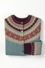 Load image into Gallery viewer, Eribé Alpine cardigan - Old Rose