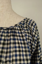 Load image into Gallery viewer, Yuka top - gingham