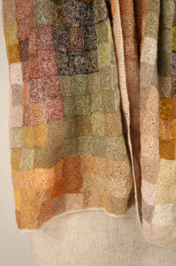 Sophie Digard scarf - Puk