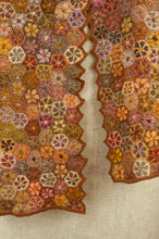 Load image into Gallery viewer, Sophie Digard scarf - Autumn hexagons