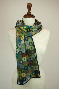 Sophie Digard scarf - Hexa