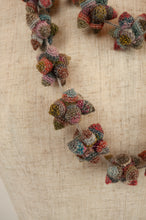 Load image into Gallery viewer, Sophie Digard necklace - sculptural flowers