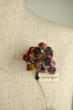 Load image into Gallery viewer, Sophie Digard brooch - hydrangea