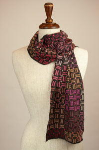 Sophie Digard scarf - Egalite Fraternite