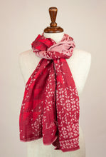 Load image into Gallery viewer, Létol scarf - Tristan rouge