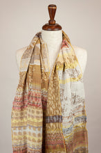 Load image into Gallery viewer, Létol scarf - Edith miel
