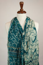 Load image into Gallery viewer, Létol scarf - Eliette teal