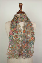 Load image into Gallery viewer, Sophie Digard scarf - Bohemian Rhapsody