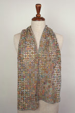 Load image into Gallery viewer, Sophie Digard scarf - Pastille Pop Minus EM