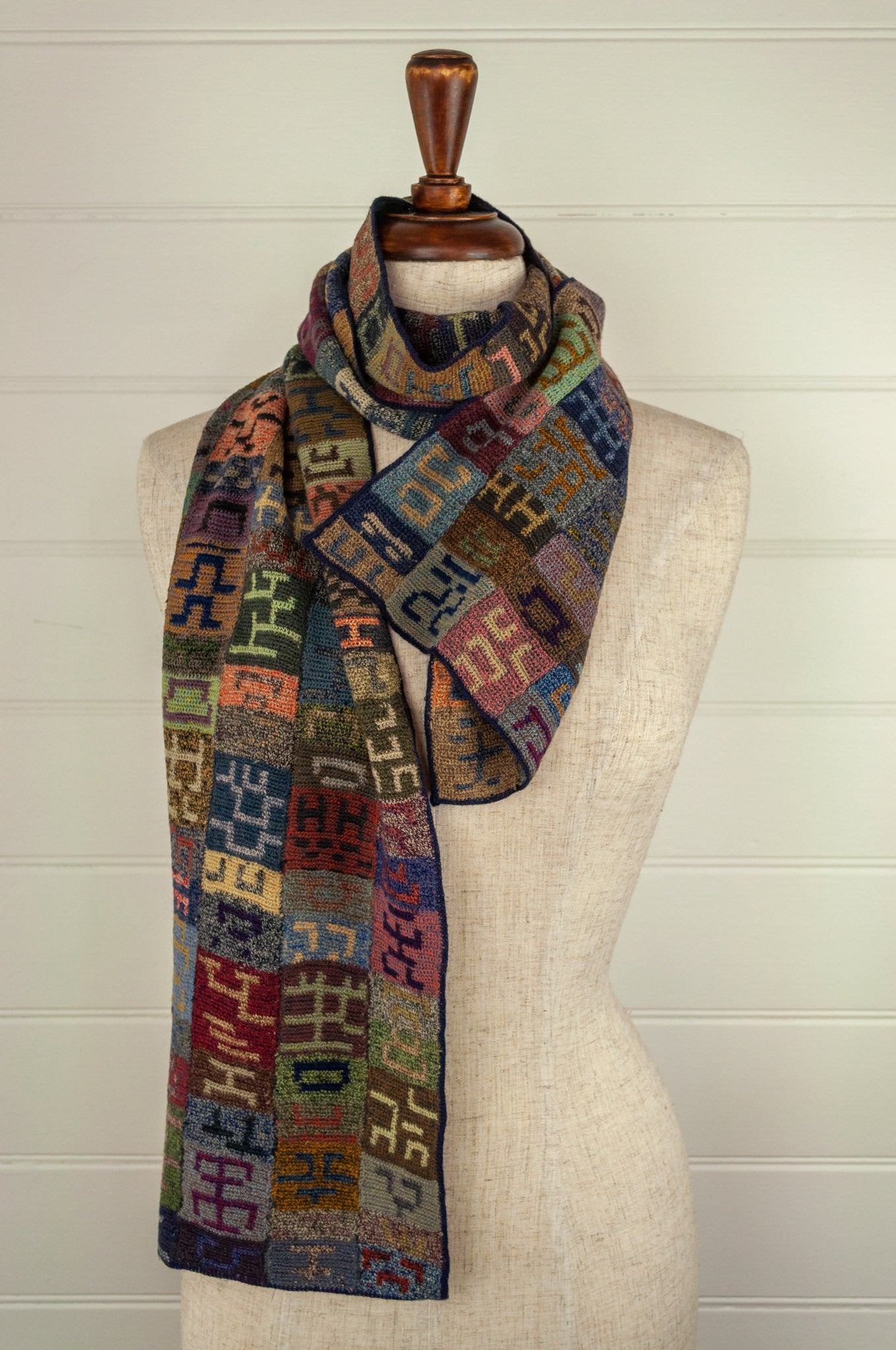 Sophie Digard scarf - Ortho