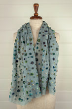 Load image into Gallery viewer, Sophie Digard scarf - Pop velvet