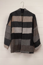 Load image into Gallery viewer, Neeru Kumar Ipela jacket - wool stripe