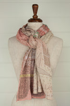 Load image into Gallery viewer, Létol scarf - Liselotte blush