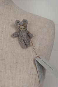 Sophie Digard brooch - Tiny bear