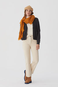 Nice Things cord pant - ecru