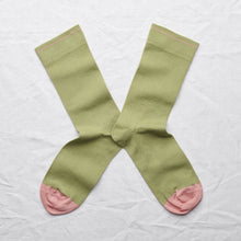 Load image into Gallery viewer, Bonne Maison socks - Moss