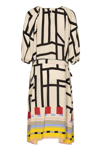 NOA NOA dress - graphic print