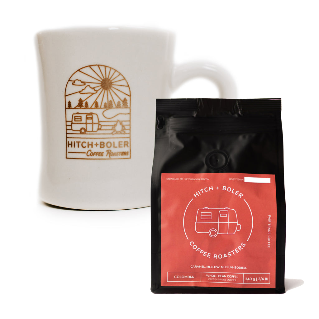 Mug and Coffee Gift Pack