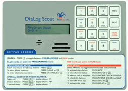 DiaLog Scout ATT cellular <p>Panel/Flush mount</p>