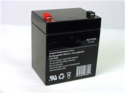 DiaLog Elite replacement battery (12V, 5.5Ah)