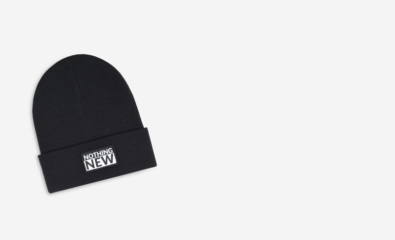 A beanie with a mission.